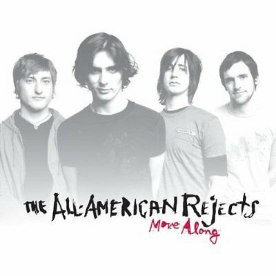 All American Rejects-Move Along (Us Import) Cd New