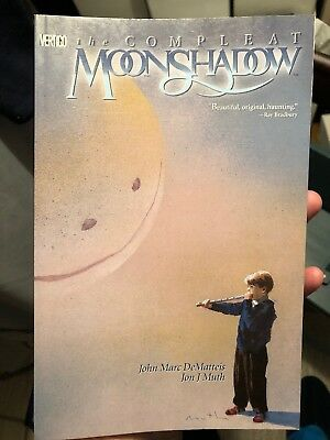 The Compleat Moonshadow By DeMatteis And Muth