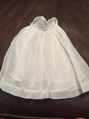 Christening Gown or Underclothing for small doll