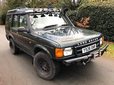 Land Rover Discovery Td5 2001 - Off-Roader!!!  -  Ideal For Spare Or Repairs!!