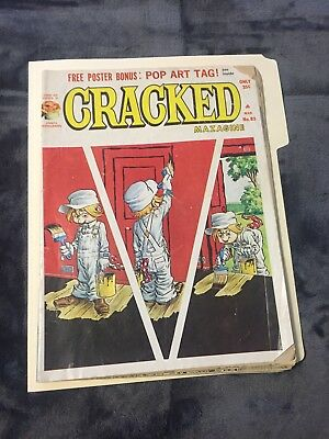 Cracked Mazagine Issue A Mar. No. 83