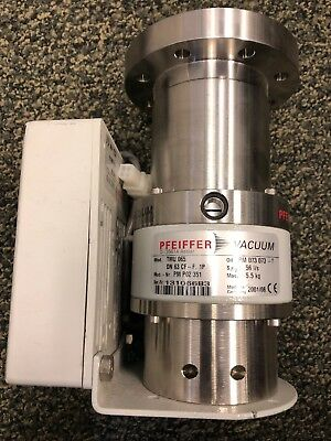 Pfeiffer TMU 065 Turbomolecular Pump