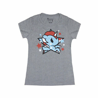 Tokidoki American Dreams Pony Juniors T-Shirt