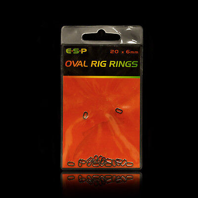 Drennan ESP Oval Rig Rings Various Sizes Available