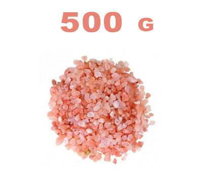 Sel rose de l'Himalaya alimentaire gros 500G
