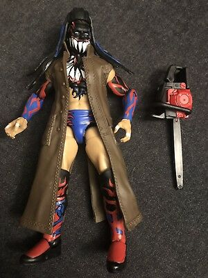 WWE Mattel Elite Network Spotlight Series Finn Balor Loose Complete