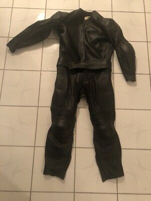Syer Leathers 2 Pieces Motorcycle Suit Jacket