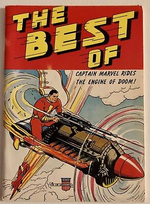 The Best Of Captain Marvel, Don Maris Reprints