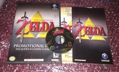 The Legend of Zelda: Collector's Edition (GameCube) Complete CIB Tested