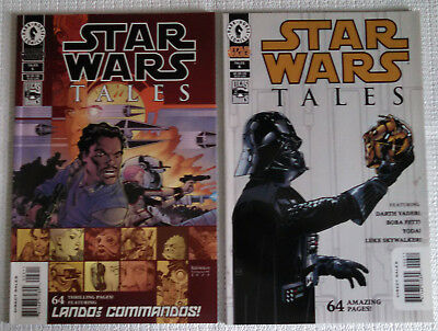 Star Wars Tales 5 & 6 Darkhorse