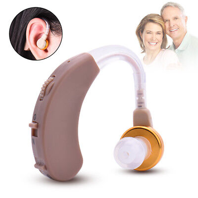 Digital Tone Hearing Aids Aid Behind The Ear Sound Amplifier Adjustable
