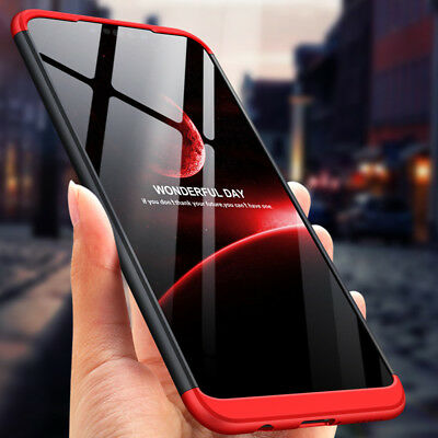 360° Full Protection Cover Shockproof Hard Armor Phone Case For Huawei Nova 3i