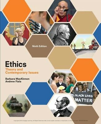 Ethics : Theory and Contemporary Issues 9th Edition Ebook
