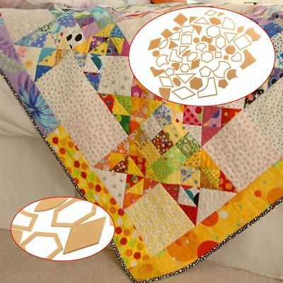 Quilting Supplies Styling Mixed Patchwork Acrylic Templates Quilter DIY Tool