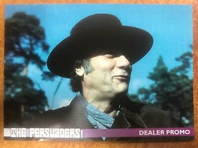 The Persuaders Rare Dealer Promo Card JW1 By Unstoppable Cards
