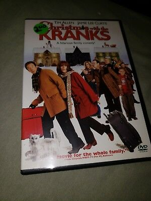 Christmas with the Kranks (DVD, 2005) Movie Rating G family @@@@@@@@@@@@@@@@@@