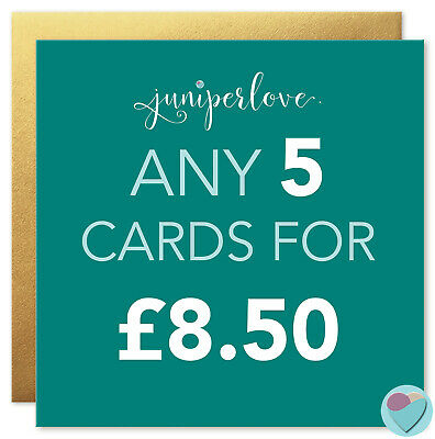 Birthday Cards Multi Buy Offers family friend By Juniperlove Greetings UK print