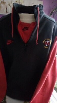 Stade Nike Taille Eur Superbe 90 xl Toulousain Sweat Rugby 12 Fq7xpUwHt