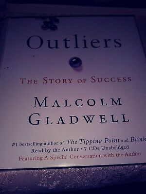 Outliers: The Story of Success by Malcolm Gladwell: Used