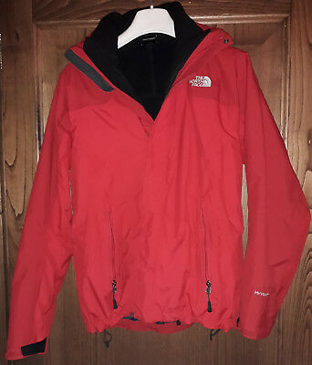 THE NORTH FACE Giacca + softshell sotto giacca SMALL 2 in 1 TRICLIMATE  HYVENT 46447d930d41
