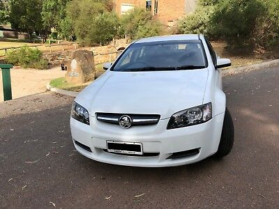 Holden Commodore VE Omega [Factory Dual Fuel]