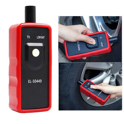 EL50449 Car Vehicle TPMS Reset Tool Tire Pressure Sensor Relearn Activation Tool