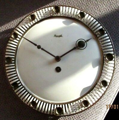 "Vintage  "" Kienzle ""  8 Day Mechanical Wall Clock,  circa 1960/70s."