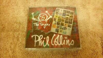 PHIL COLLINS : The Singles : 2016 Greatest Hits / Best Of 3CD Boxset