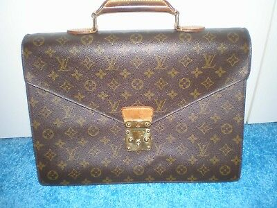 24c3df9c25cfc ORIGINAL LOUIS VUITTON Aktentasche   Laptop !!! - EUR 435