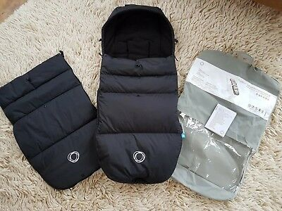 Bugaboo High Performance Footmuff EXCELLENT CONDITION