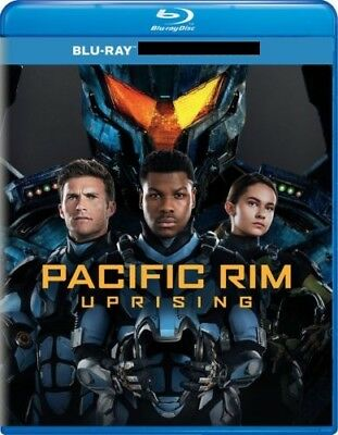 Pacific Rim (3D)Blu-ray+Black panther (3D)blu ray***offer price 2 in 1***