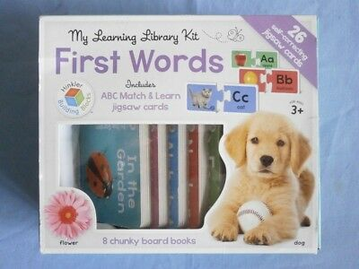 My Learning Library Kit - First Words