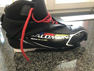 SALOMON ACTIVE 8X CL PILOT MEN,Gr 46 23 EUR 75,00