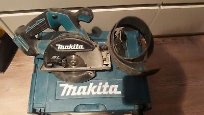 Makita DCS551ZJ 18V 150mm Brushless Metal Cutting Saw LXT Body Only