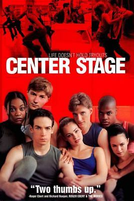 Center Stage - Special Edition DVD (2000)