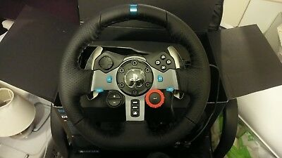 Logitech G29Racing Wheel Driving Force Shifter PC PS3 & PS4 & Gran Turismo VR