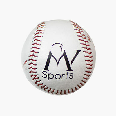 Genuine Leather Baseball Training Games Competition Official League Ball Sports