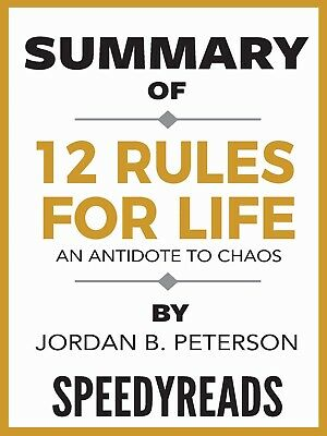 12 Rules for Life An Antidote to Chaos Audiobook (Mp3, Download)