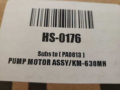 Hoshizaki Replacement Pump Motor Assembly For Hs-0176