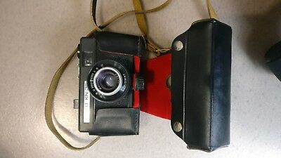 Certo KN 35: German, 35mm film camera with case