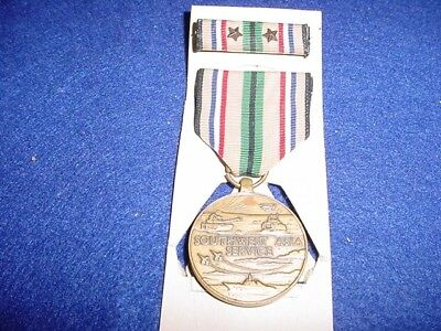 Desert Storm Campaign Medal And Ribbon