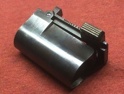 Excellent Swedish Mauser Model 1894 M94 Carbine Rear Sight with Base