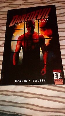 DAREDEVIL VOL 13 MURDOCK PAPERS MARVEL KNIGHTS BRIAN BENDIS. 1st PRINTING