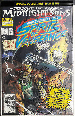 Ghost Rider Spirits Of Vengence #1 Nm/m (Sealed In Original Polybag)