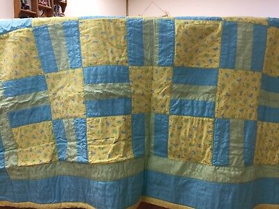 handmade quilts-baby