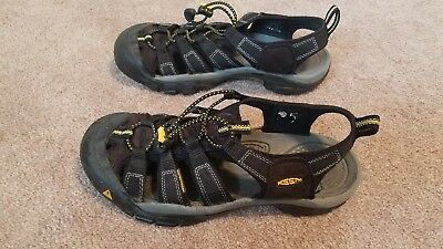 2971bc2228aa KEEN NEWPORT H2 Washable Leather Water Shoes Sandals Men s Size 8 ...