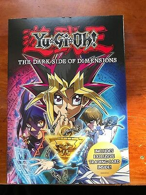 Yugioh Dark Side Of Dimensions DVD Used - Card Included