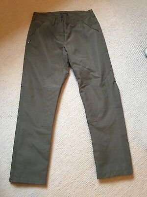 Seeland Woodcock Lady  olive Trousers size 44 (16)