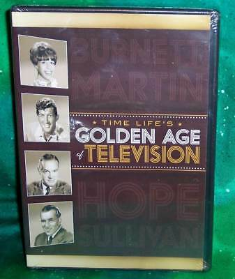 Brand New Time Life Exclusive Golden Age Of Television 8 Disc Tv Dvd Set 2016
