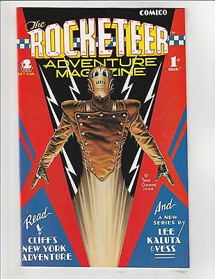 Rocketeer Adventure Magazine (1988) #1 VF/NM 9.0 Dave Stevens Comico